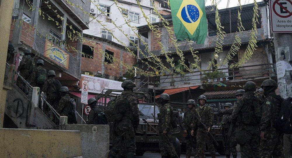 Human Rights Watch aponta fiasco da política de segurança no Brasil