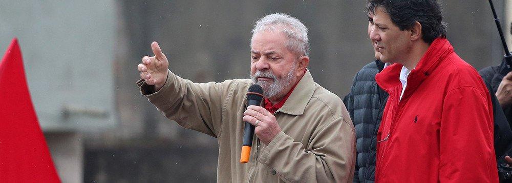 Haddad: tratado que ampara candidatura de Lula é superior a qualquer lei nacional
