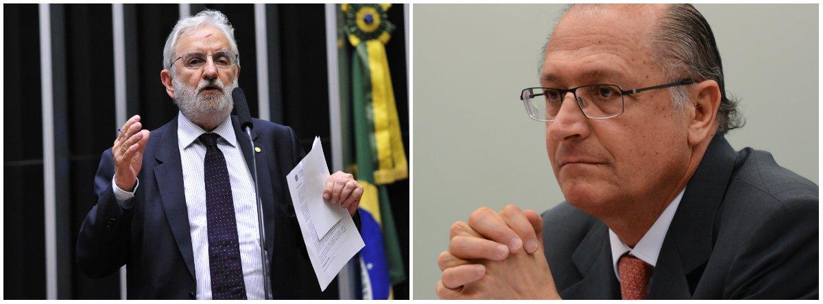 Valente: o golpe custou caro para o PSDB