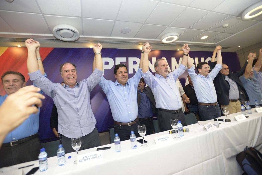 Lula declarado, aliado do PSDB usa símbolo associado ao PT na campanha