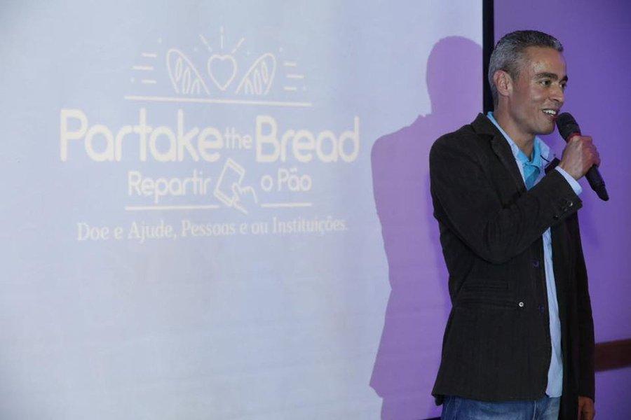 App Partake The Bread é lançado em SP focado em doações e em ONGs