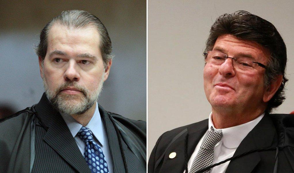Por reajustes, Toffoli e Fux propõem a Temer fim de auxílio-moradia