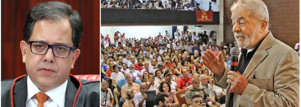 TSE mantém censura da mídia a Lula