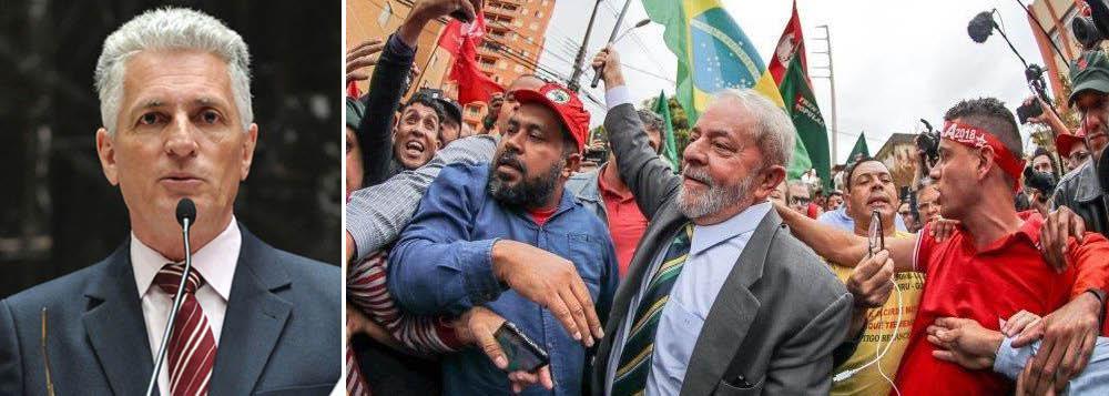 Rogério Correia: Lula conseguiu de dentro da cadeia prender a direita