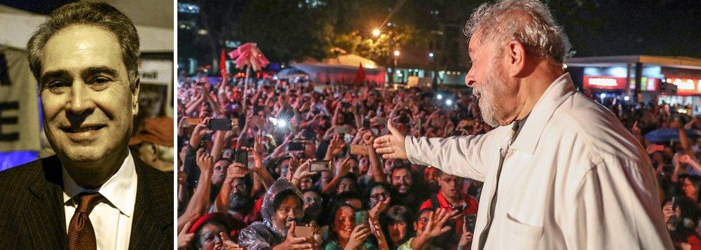 Stanley Gacek: em plena ditadura, Lula tinha mais direitos do que agora