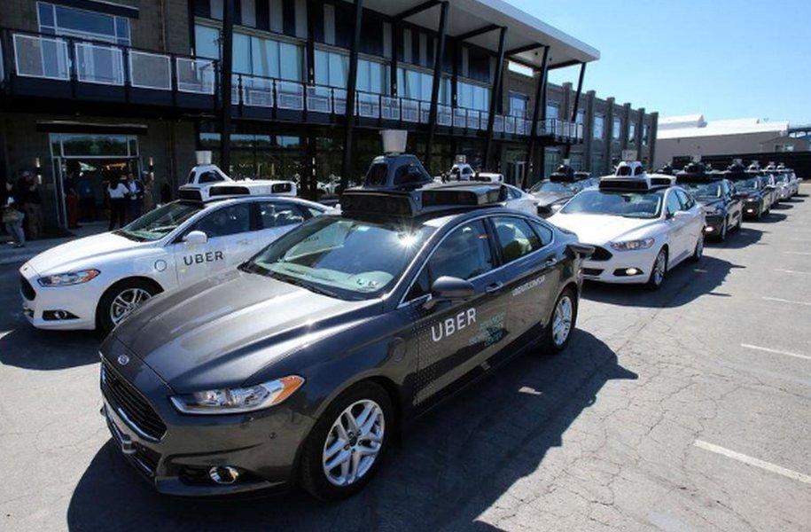 Toyota investirá US$ 500 milhões no Uber para desenvolver carros autônomos