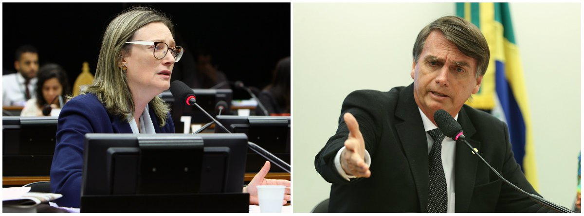 'Postura de Bolsonaro foi igual a de bandidos que armam crianças'