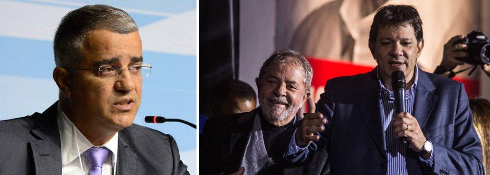 Kennedy: migração do voto de Lula para Haddad ainda não começou pra valer