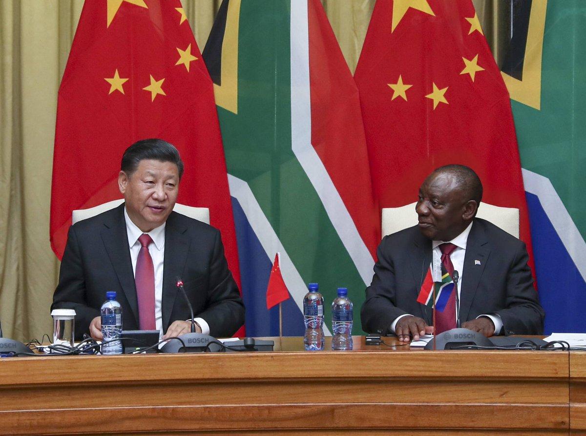 Cúpula do Fórum de Cooperação China-África fortalecerá comunidade de futuro compartilhado