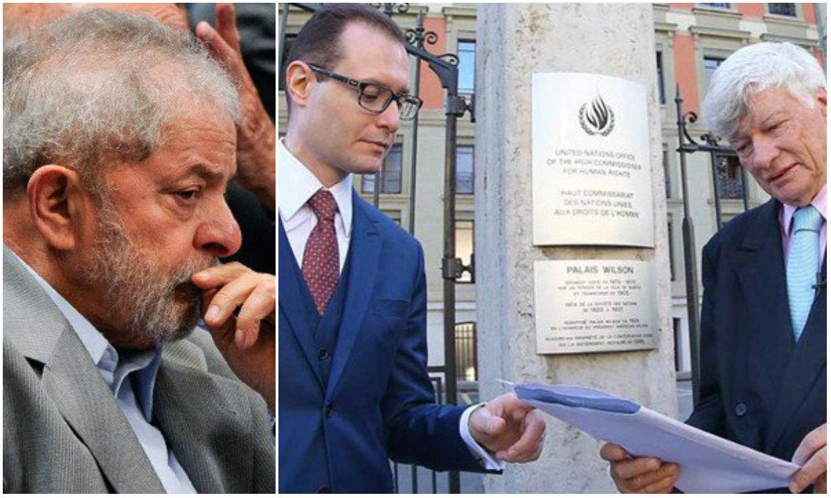 Lula dispara nas pesquisas, ONU reconhece golpe contra o Brasil e imprensa e juízes se calam