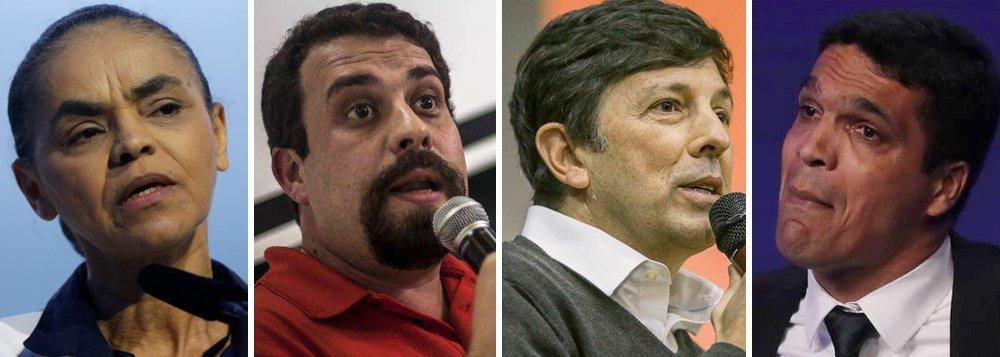 TSE aprova registros de candidaturas Marina, Boulos, Amoêdo e Cabo Daciolo