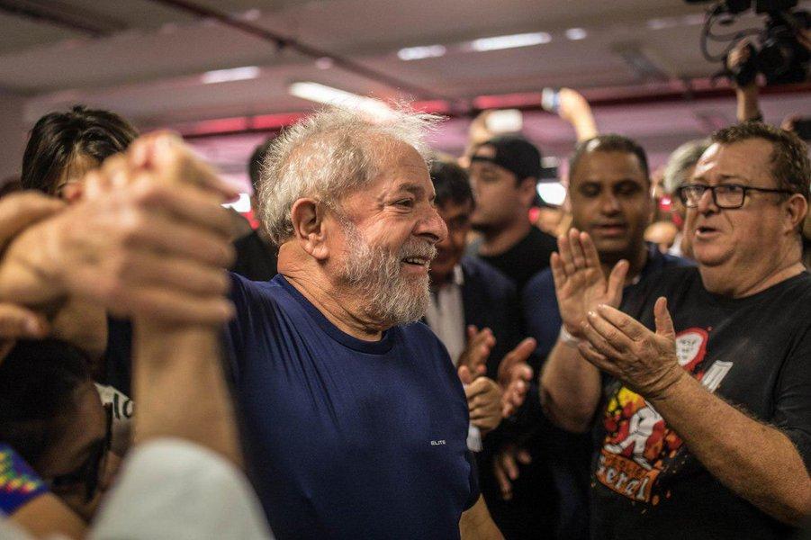 Pesquisa Grupom/DM: Lula lidera em Goiás