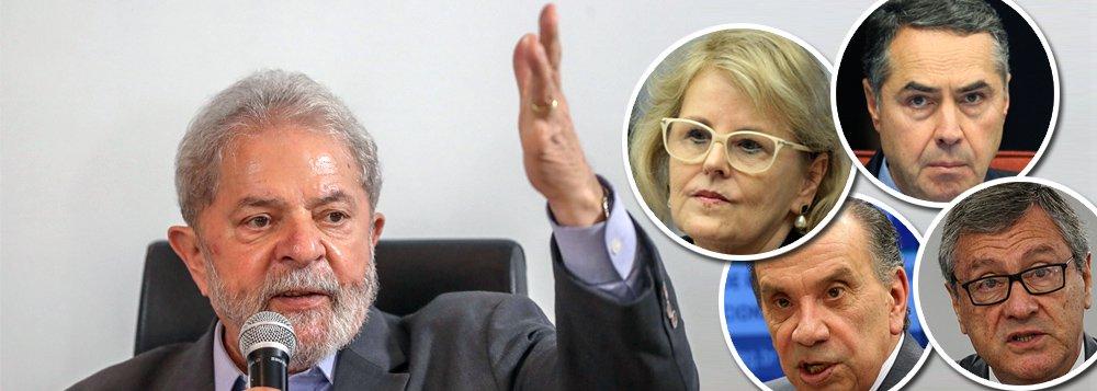 Maiores juristas do mundo alertam o Brasil: decisão da ONU sobre Lula tem que ser cumprida na íntegra