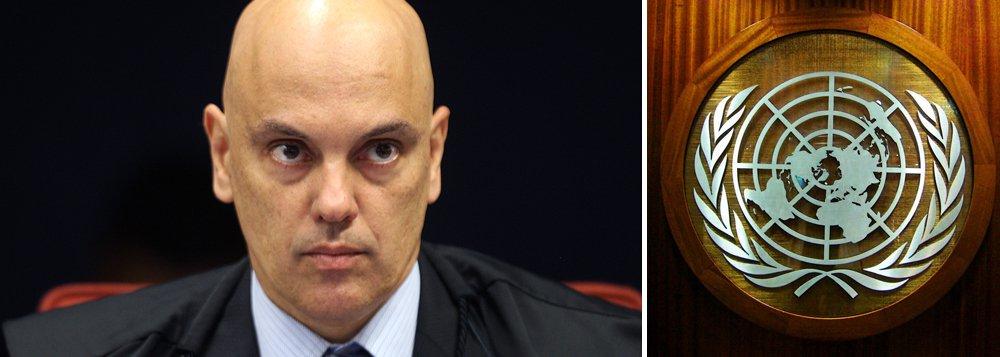 Alexandre de Moraes e a mentira do 'cada macaco no seu galho'