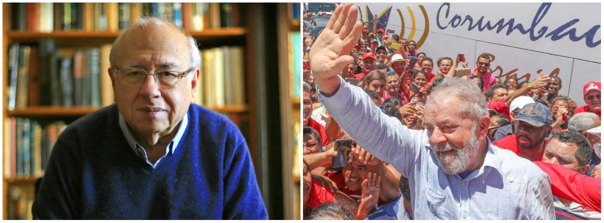 Luis Fernando Veríssimo: Lula fora das eleições está pegando mal no exterior