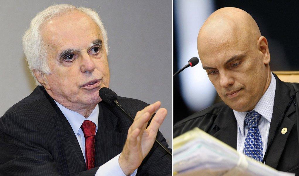 Alexandre de Moraes deve 'ler mais' para falar sobre decisão da ONU, diz diplomata