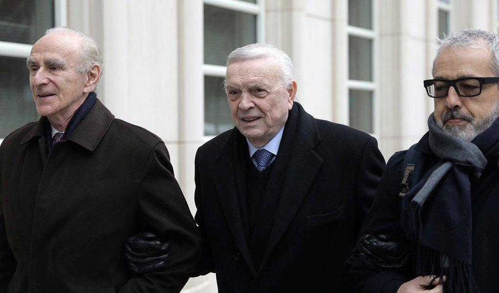 José Maria Marin é condenado a 4 anos de prisão