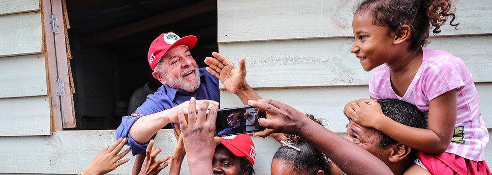 Justiça proíbe ato pró-Lula durante evento contra corrupção na Bahia