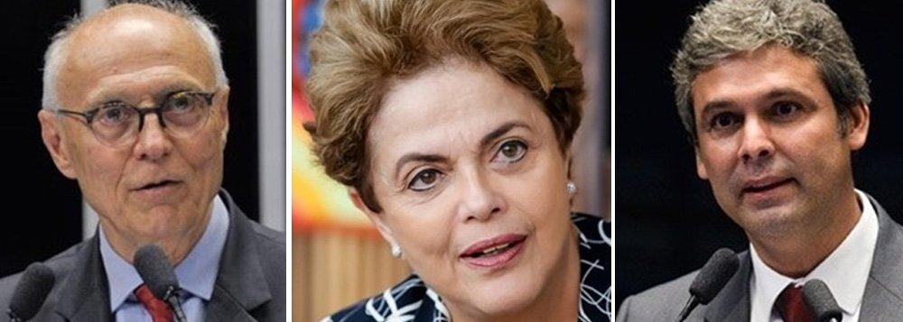 Candidatos do PT lideram disputa ao Senado em São Paulo, Minas e Rio