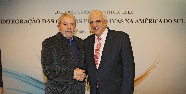 Ernesto Samper: algozes de Lula usam Justiça para vitória política