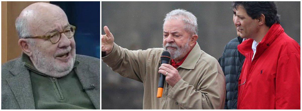 Lula e o PT estavam certos e eu errado, diz Kotscho com grandeza