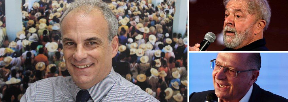 Diretor da Brasilis aposta em PT e PSDB no 2º turno