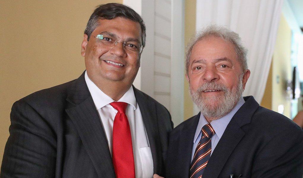Em nome de Lula, Haddad anuncia ida ao Maranhão e apoio a Dino