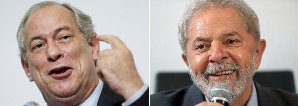 Ciro recorre ao STJ para visitar Lula na prisão