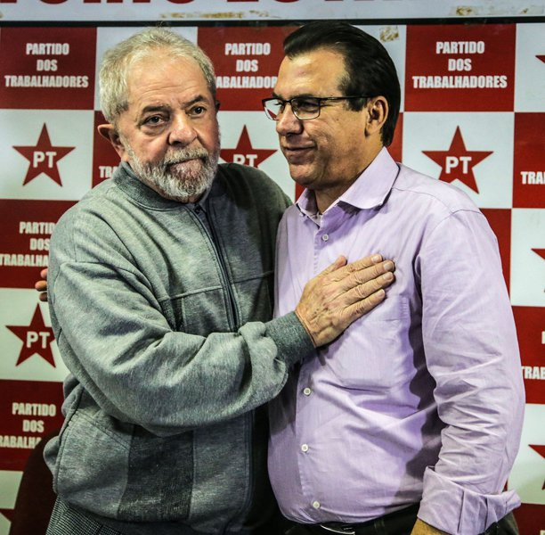 Luiz Marinho: meu candidato é igual a bolo. Quanto mais batem, mais cresce