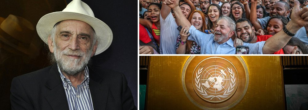 Solnik: quem irá acatar o decisão da ONU são os eleitores de Lula