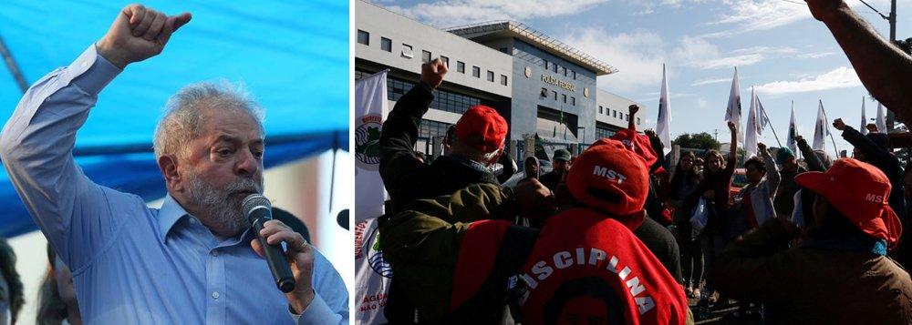 Reuters: da cadeia, Lula manda na eleição