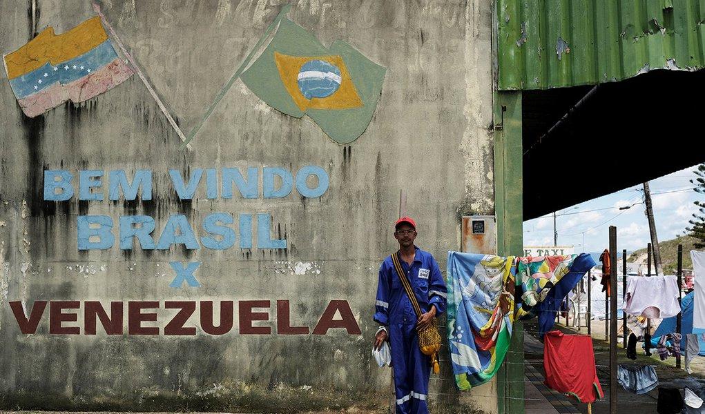 AGU pede que Supremo rejeite fechamento de fronteira com Venezuela