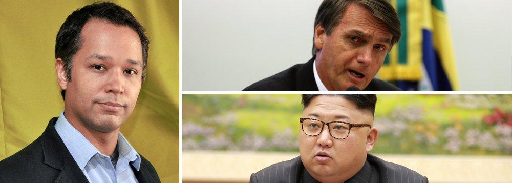 Stoppa: Bolsonaro quer transformar o Brasil numa Coreia do Norte