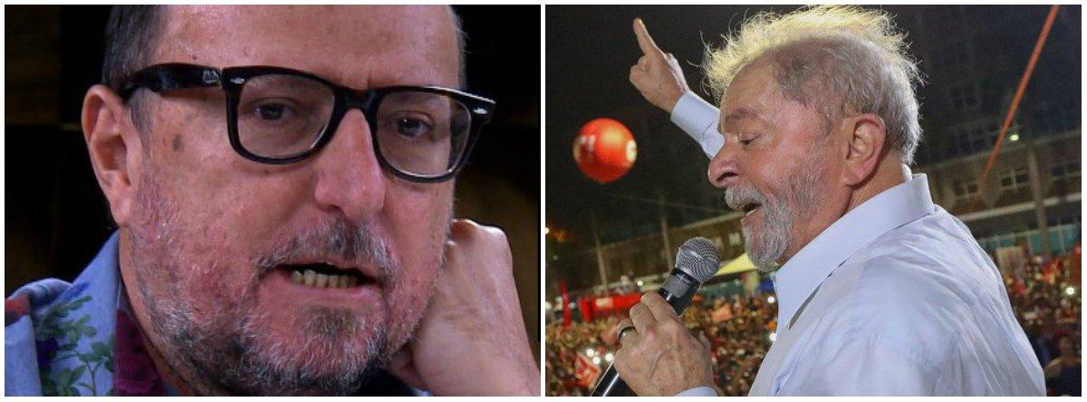 Xico Sá denuncia crime jornalístico contra Lula