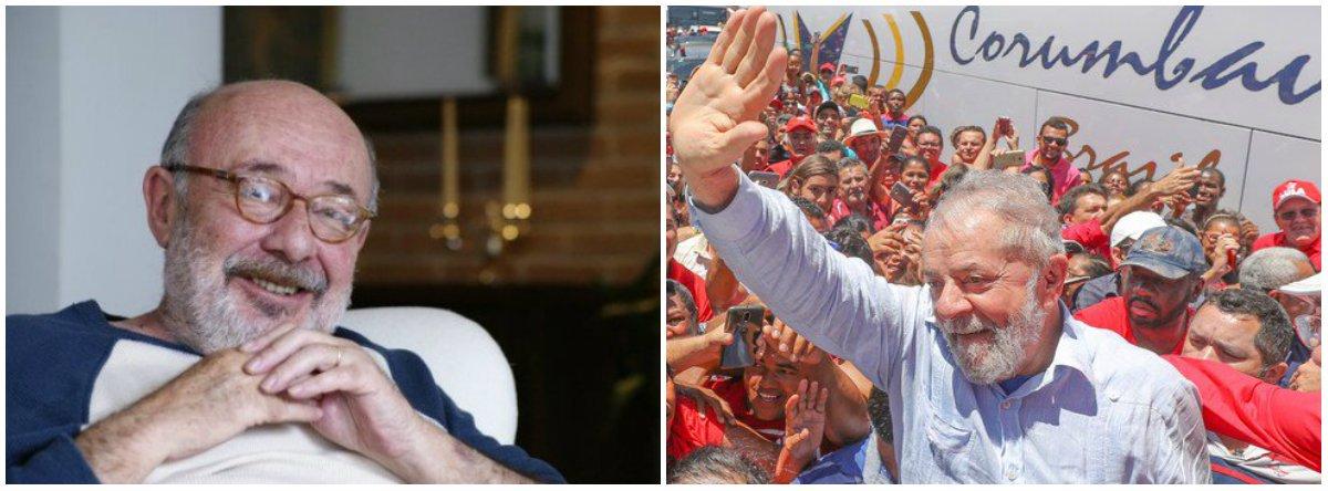 Pesquisa IPSOS-Estadão: Lula é o mais aprovado e o menos rejeitado