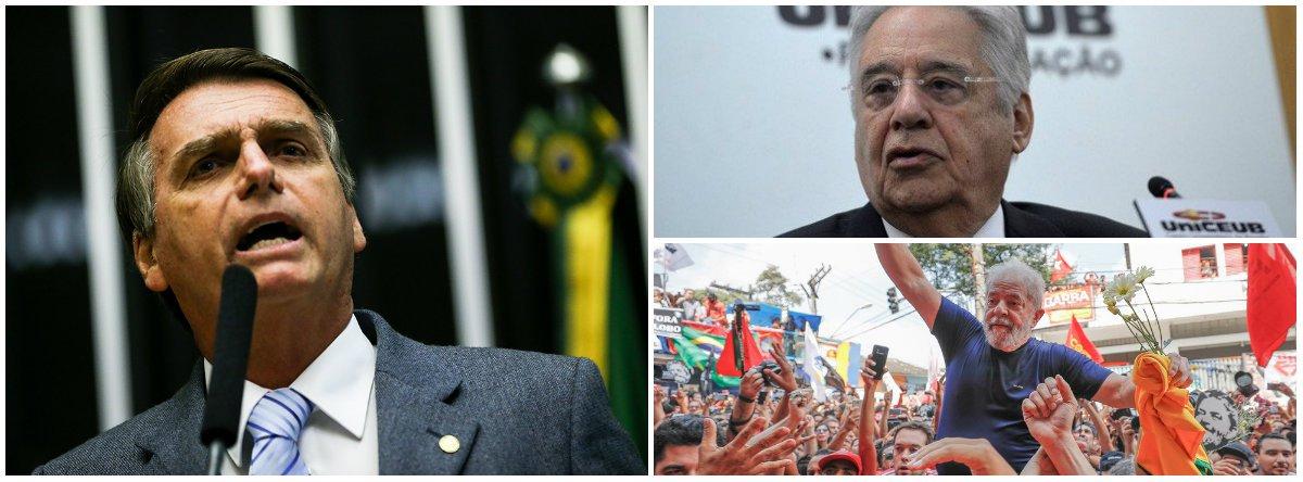 Golpe de 2016 produziu Bolsonaro e leva agora golpistas, como FHC, a apoiar Lula
