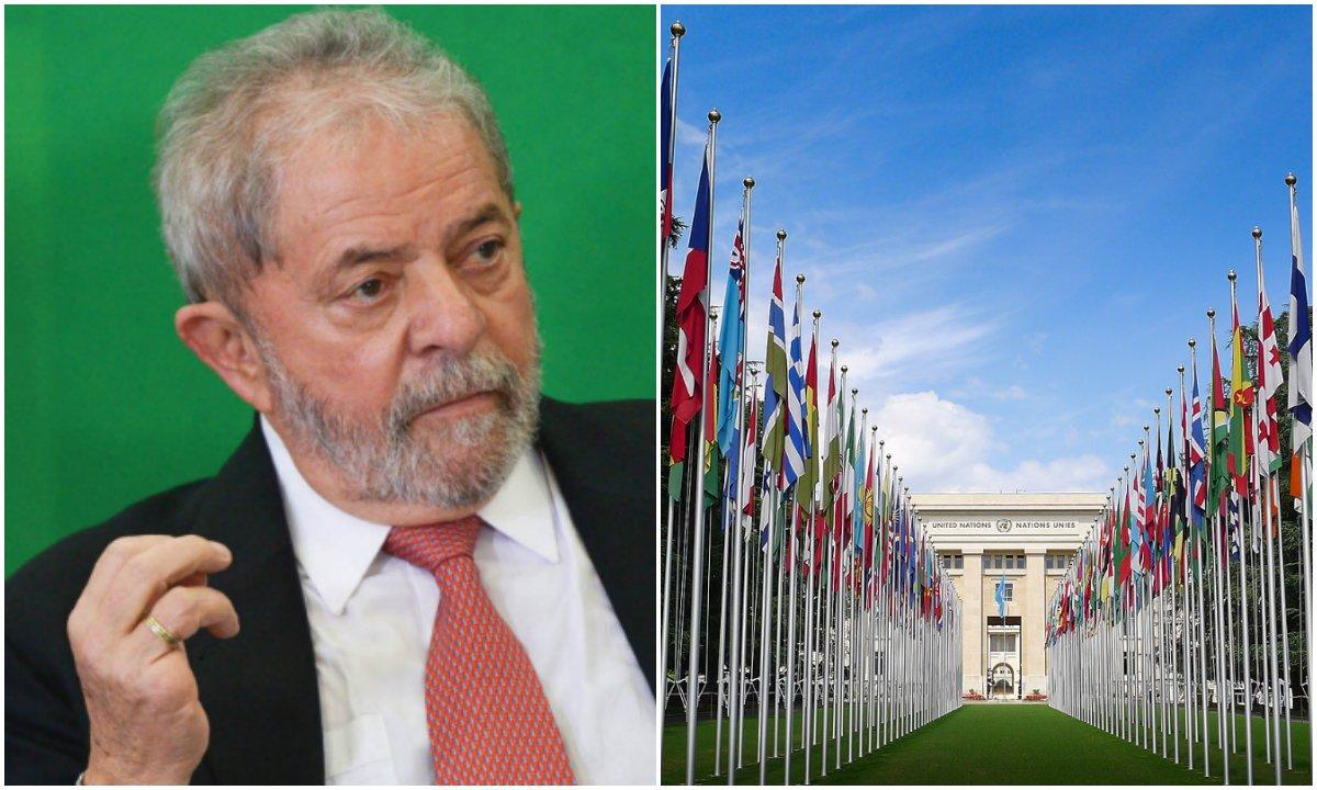 A ONU, a Justiça brasileira e a prisão de Lula