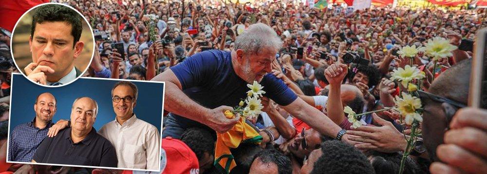 O Judiciário e as elites levam o Brasil à rebelião
