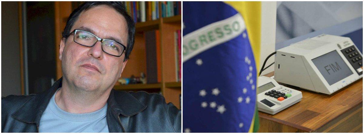 Luis Felipe Miguel: eleições de 2018 têm que ser luta contra fascismo, retrocessos e golpe