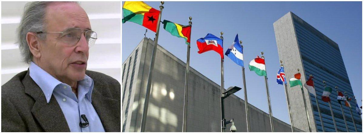 Janio: governo recorreu a inverdades para desconsiderar tratados internacionais