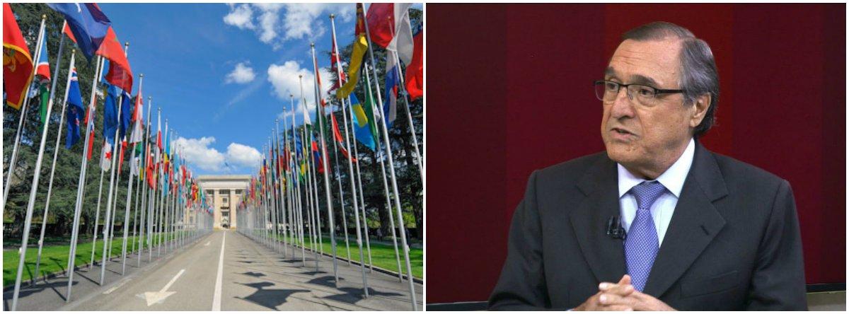 Para atacar Lula e ONU, Sardenberg enterra o Jornalismo