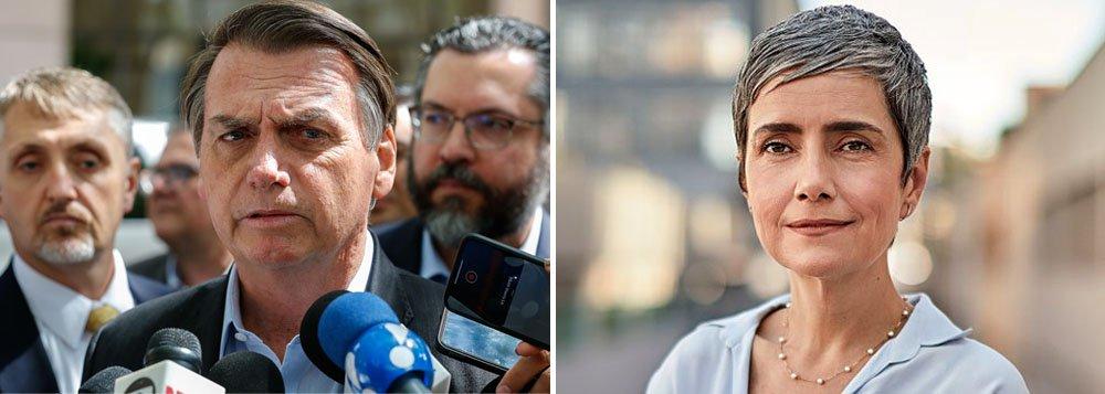 Débora Diniz: Bolsonaro pode promover fuga de cérebros do Brasil