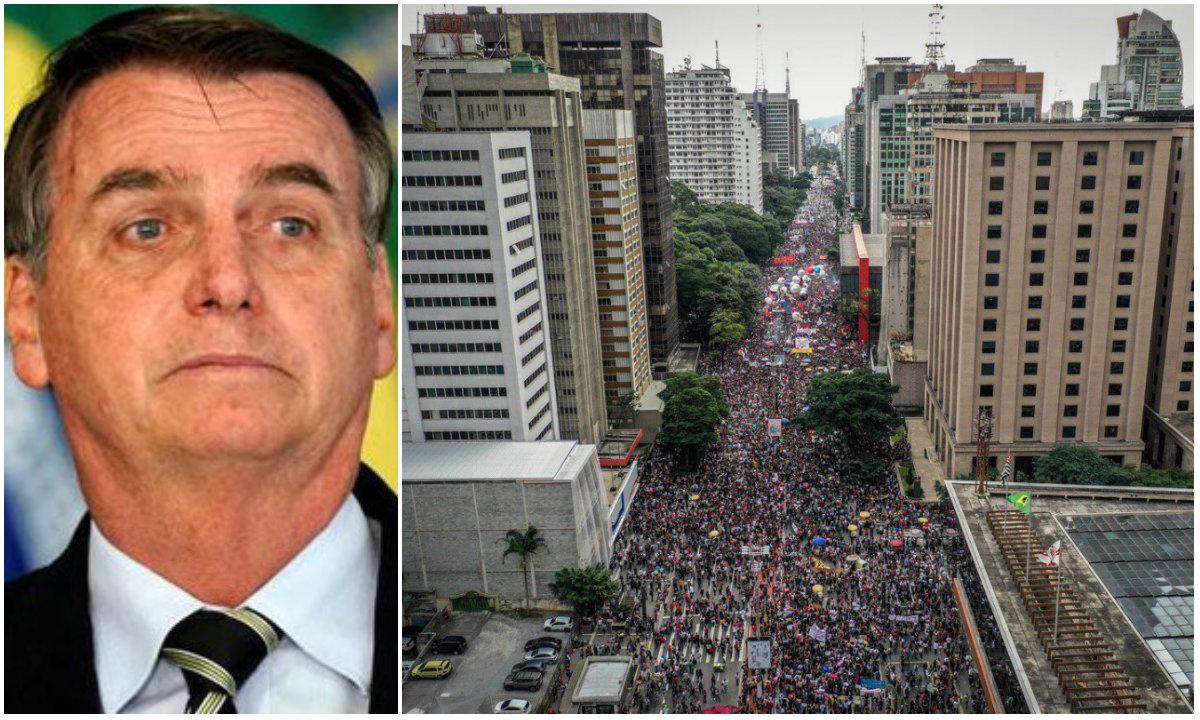 Impeachment de Bolsonaro já é um dos assuntos mais comentados nas redes
