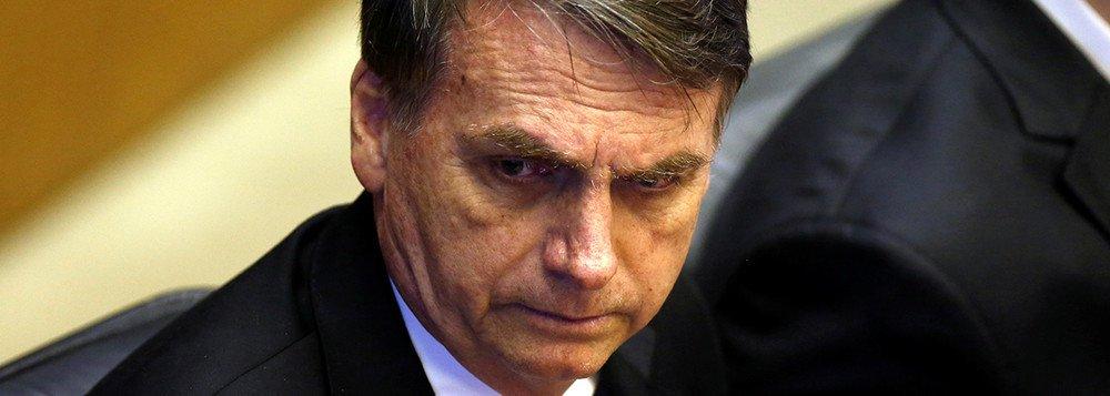 Bolsonaro vive um paradoxo: a introdução do fim
