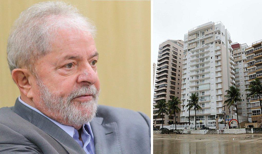 Lula: você acha que eu sujaria minha biografia por um maldito apartamento?