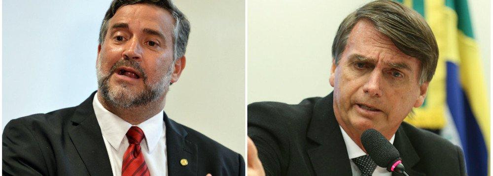 PT pede ao TCU que apure viagem de Bolsonaro e ministros a Dallas