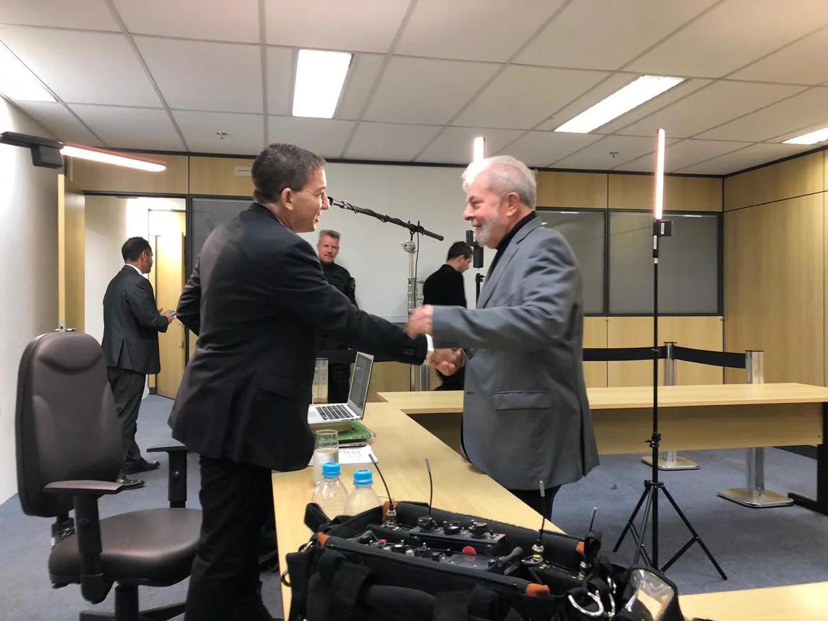Lula põe o dedo na ferida: EUA fizeram a Lava Jato
