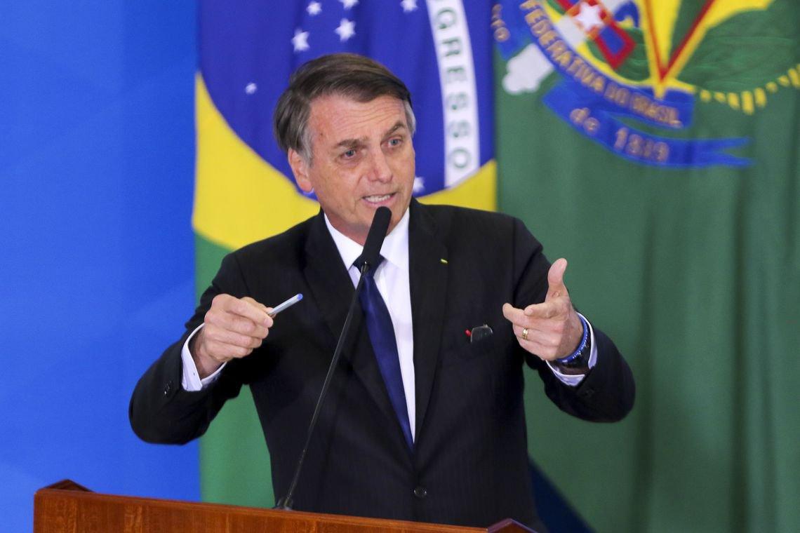Fernando Brito: o presidente virou bagaço