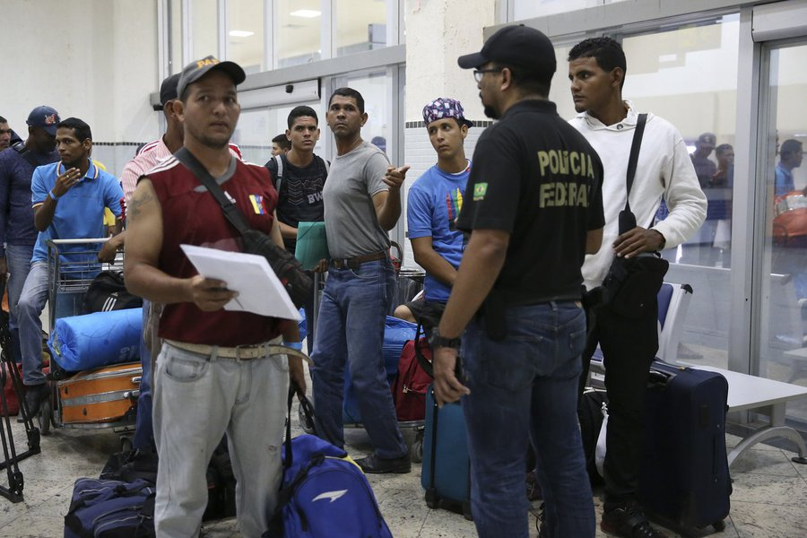 O contexto da xenofobia contra os venezuelanos em Roraima
