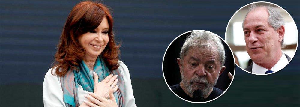 A lição de Cristina Kirchner